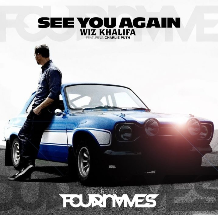 Wiz Khalifa Feat. Charlie Puth - See You Again (FOURNVMES Remix ...